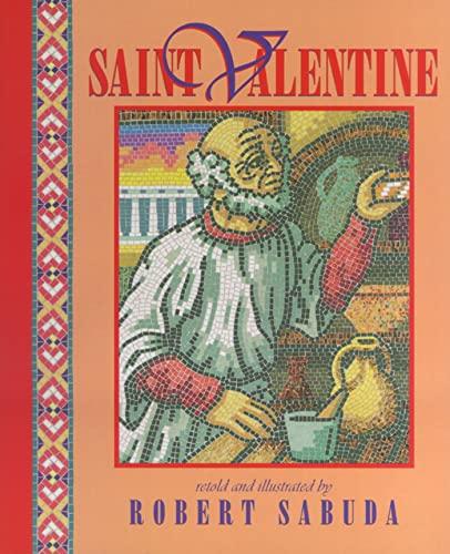 9780689824296: Saint Valentine