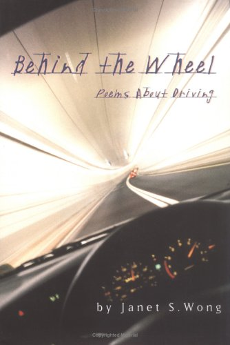 9780689825316: Behind the Wheel: Driving Poems