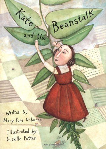 9780689825507: Kate and the Beanstalk