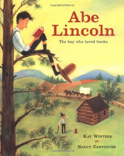 9780689825545: Abe Lincoln : The Boy Who Loved Books