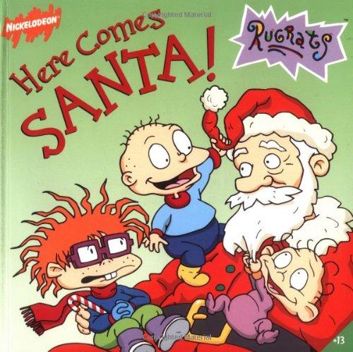 9780689825712: Here Comes Santa! (Rugrats)