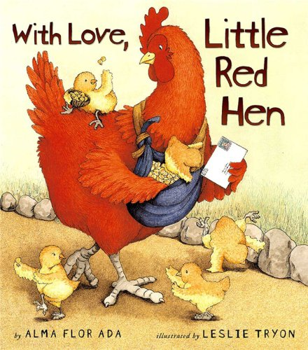 9780689825811: With Love, Little Red Hen