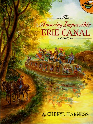 9780689825842: Amazing Impossible Erie Canal (Aladdin Picture Books)