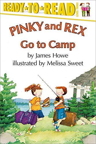 9780689825880: Pinky and Rex Go to Camp