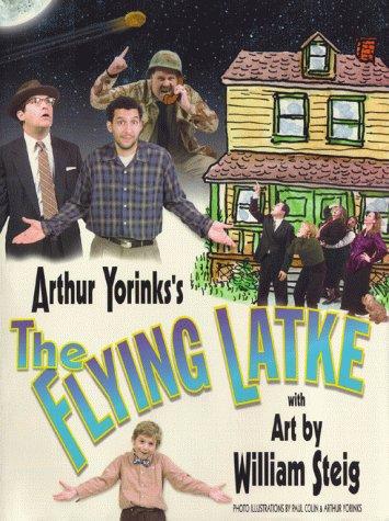 9780689825972: Arthur Yorinks's the Flying Latke