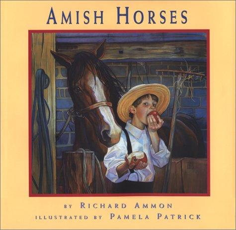 Amish Horses: Ammon, Richard