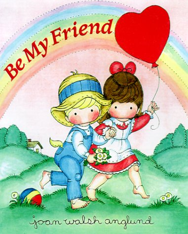9780689826382: Be My Friend: Book and Locket
