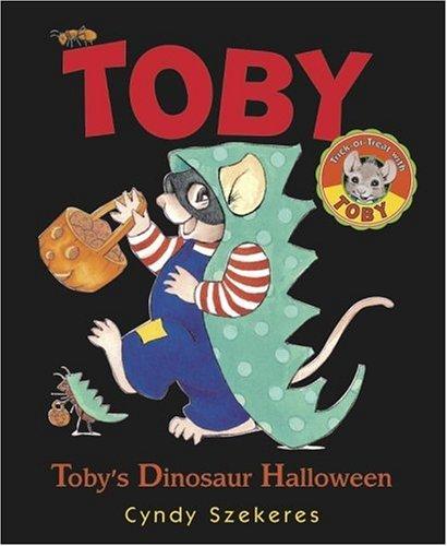 Toby's Dinosaur Halloween (0689826567) by Szekeres, Cyndy