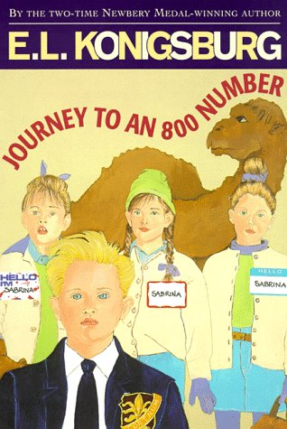 9780689826795: Journey to an 800 Number