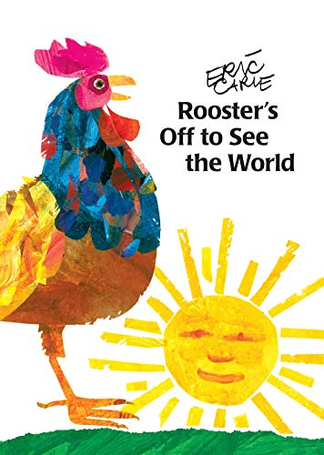 9780689826849: Rooster's Off to See the World (The World of Eric Carle)