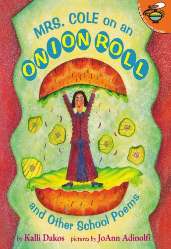 9780689826870: Mrs. Cole on an Onion Roll (Aladdin Picture Books)