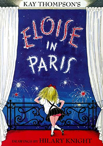 9780689827044: Eloise in Paris (Eloise Series)