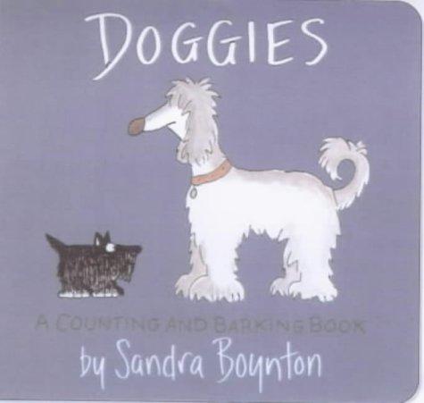 9780689827402: Doggies [Import] [Board book] by Boynton, Sandra