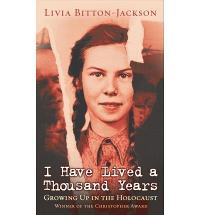 9780689827518: I Have Lived A Thousand Years: Growing Up In The Holocaust