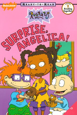 9780689828294: Surprise Angelica!: Ready-to-Read, Level 2 (Rugrats)