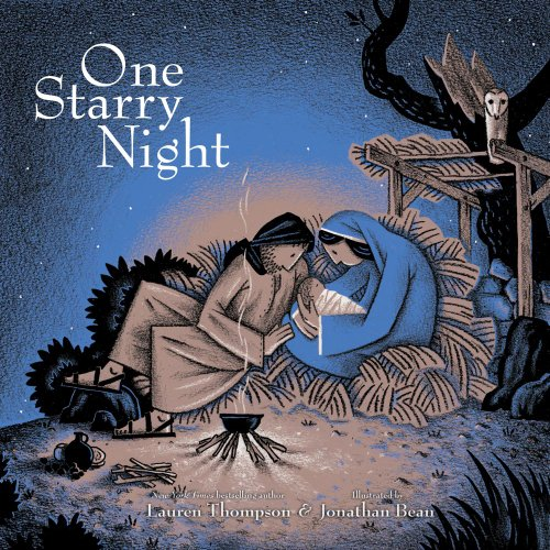 One Starry Night (0689828519) by Thompson, Lauren