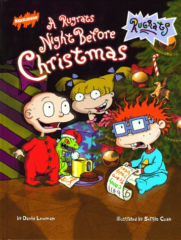 9780689828546: A Rugrats Night Before Christmas