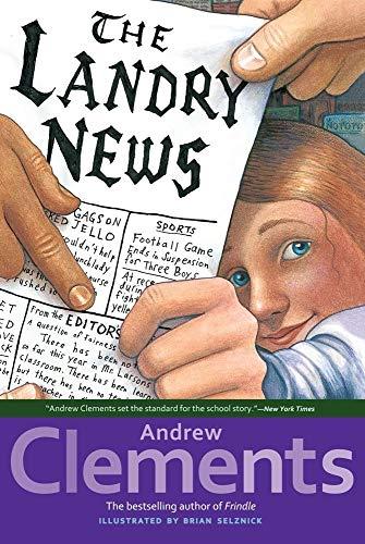9780689828683: The Landry News