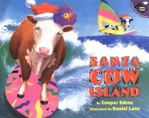9780689828690: Santa Cow Island