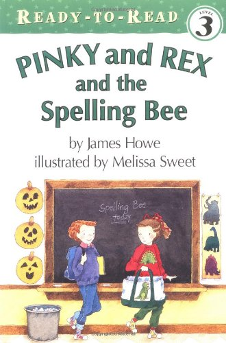 9780689828805: Pinky and Rex And The Spelling Bee (Easy-to-Read, Level 3)