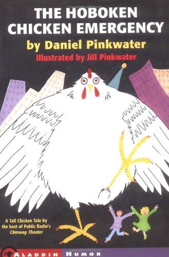 9780689828898: The Hoboken Chicken Emergency