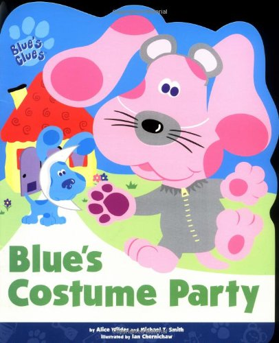 9780689828997: Blue's Costume Party (Blues Clues)