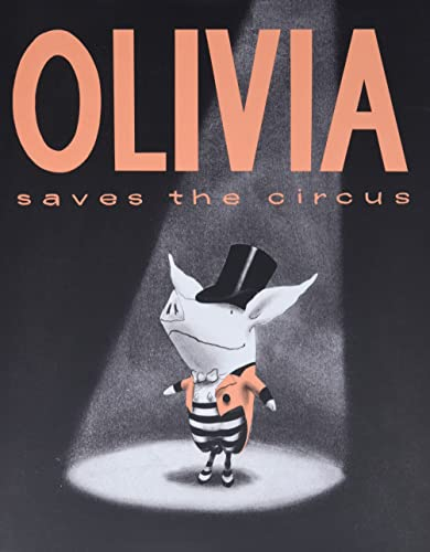 9780689829543: Olivia Saves the Circus