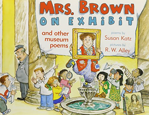 9780689829703: Mrs. Brown on Exhibit: And Other Museum Poems