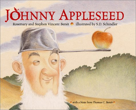 9780689829758: Johnny Appleseed