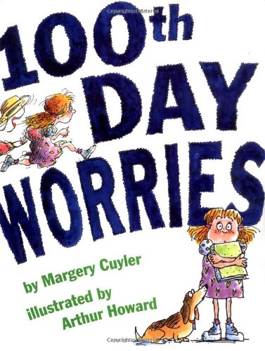 9780689829796: 100th Day Worries (Jessica Worries)