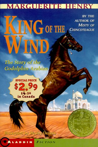 King of the Wind - Newbery Promo: Marguerite Henry