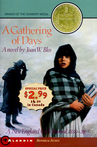 9780689829918: A Gathering of Days: A New England Girl's Journal, 1830-32 : A Novel