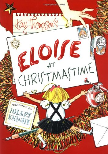 9780689830396: Eloise at Christmastime