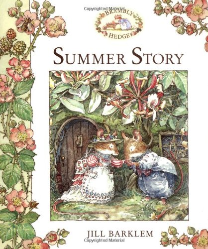 9780689830594: Summer Story (Brambly Hedge)