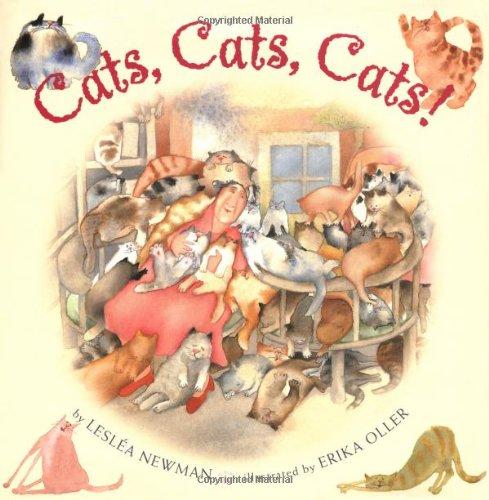 9780689830778: Cats, Cats, Cats!