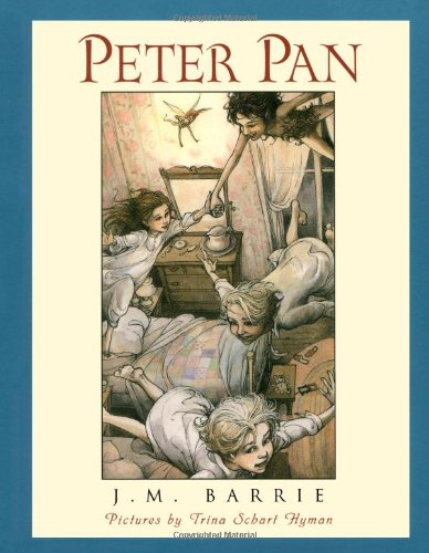 Peter Pan (Scribner Illustrated Classic): Barrie, J. M.