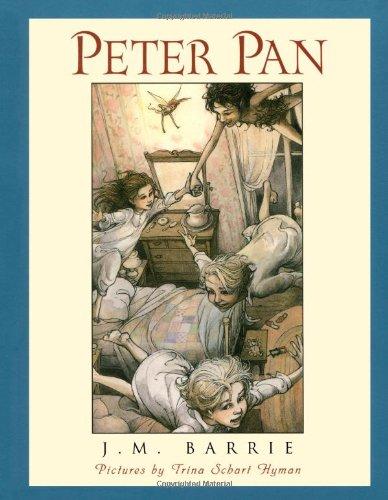 9780689830785: Peter Pan (Scribner Illustrated Classic)