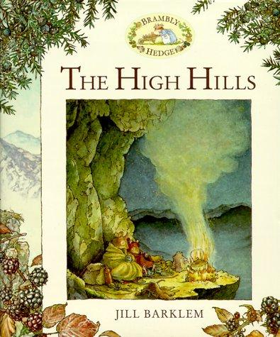 9780689830914: The High Hills