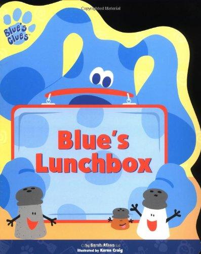 9780689830990: Blue's Lunchbox (Blue's Clues)