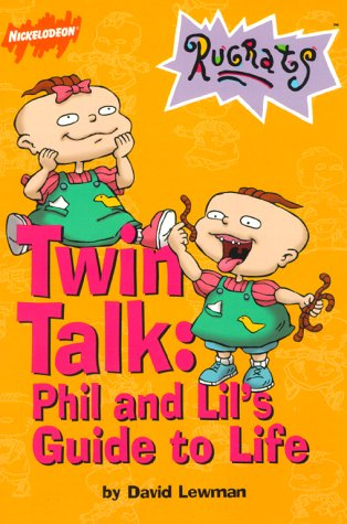 9780689831294: Twin Talk: Phil and Lil's Guide to Life (Rugrats)