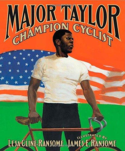 9780689831591: Major Taylor, Champion Cyclist