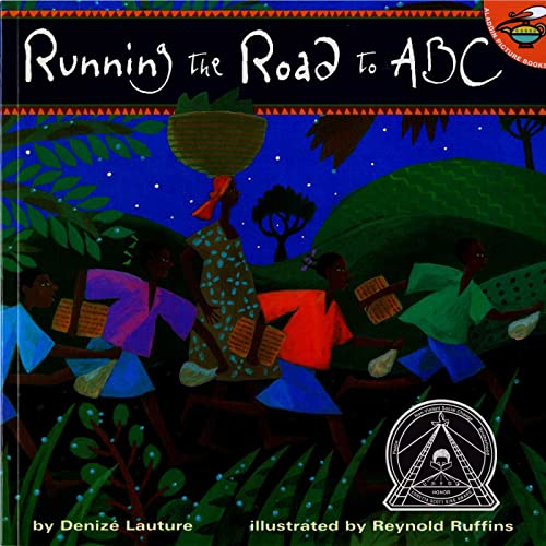 9780689831652: Running The Road To ABC (Aladdin Picture Books)
