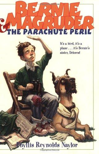 9780689831669: Bernie Magruder and the Parachute Peril