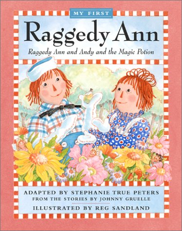 Raggedy Ann And Andy And The Magic: Johnny Gruelle