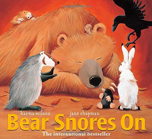 9780689831874: Bear Snores On