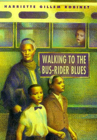 9780689831911: Walking to the Bus-Rider Blues