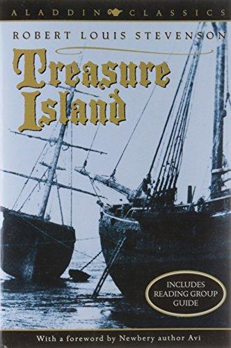 Treasure Island (Aladdin Classics): Robert Louis Stevenson