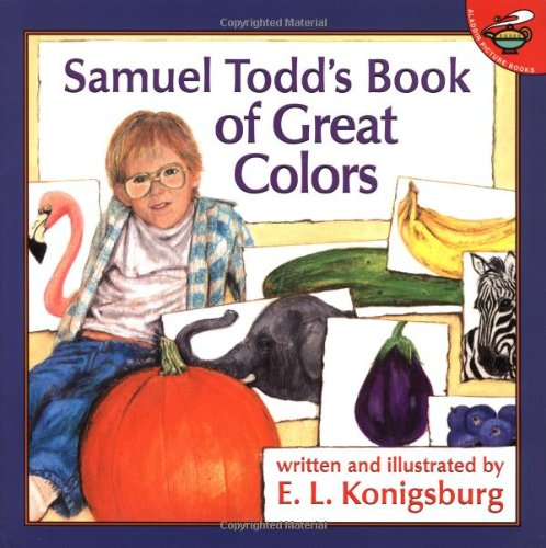 9780689832185: Samuel Todd's Book of Great Colors (Aladdin Picture Books)