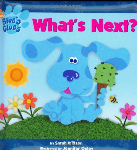 9780689832260: Whats Next (Blue's Clues)