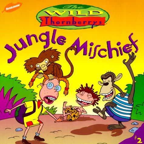 Jungle Mischief (Wild Thornberry's (8x8)): David Regal; Thompson Bros.
